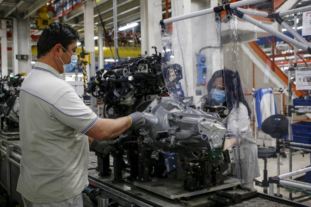 Výroba v závode FCA