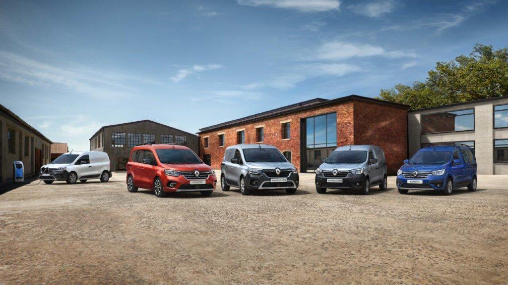 Nové modely Renault KANGOO a EXPRESS