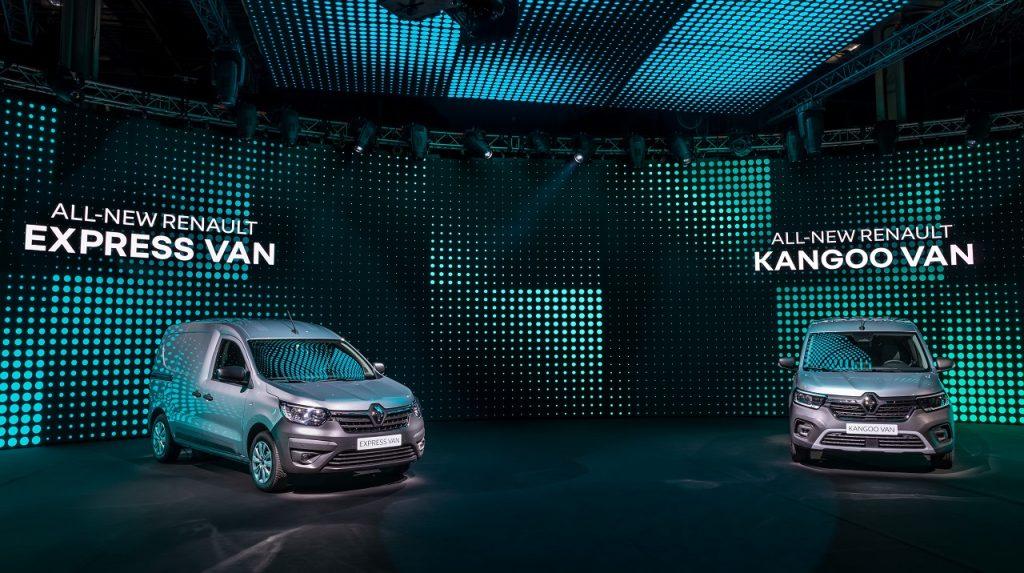 Renault Kangoo Van a Express Van